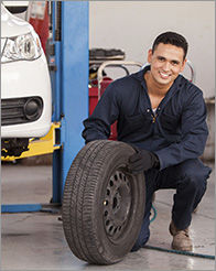 Bi-City Body Works: Phenix City Tire Shop - Tire Selection